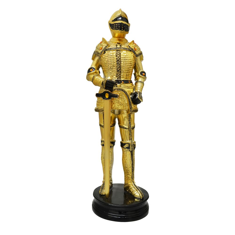 Cavaleiro-Medieval-com-Espada-Dourado-35-Cm