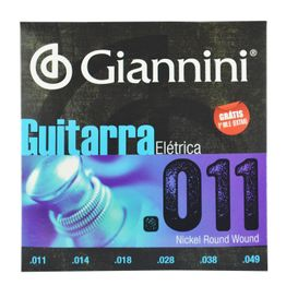 Encordoamento-Inox-Guitarra-Eletrica-.011-.049---Giannini