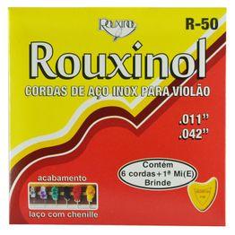 Encordoamento-Inox-para-Violao-com-Chenilha---Rouxinol