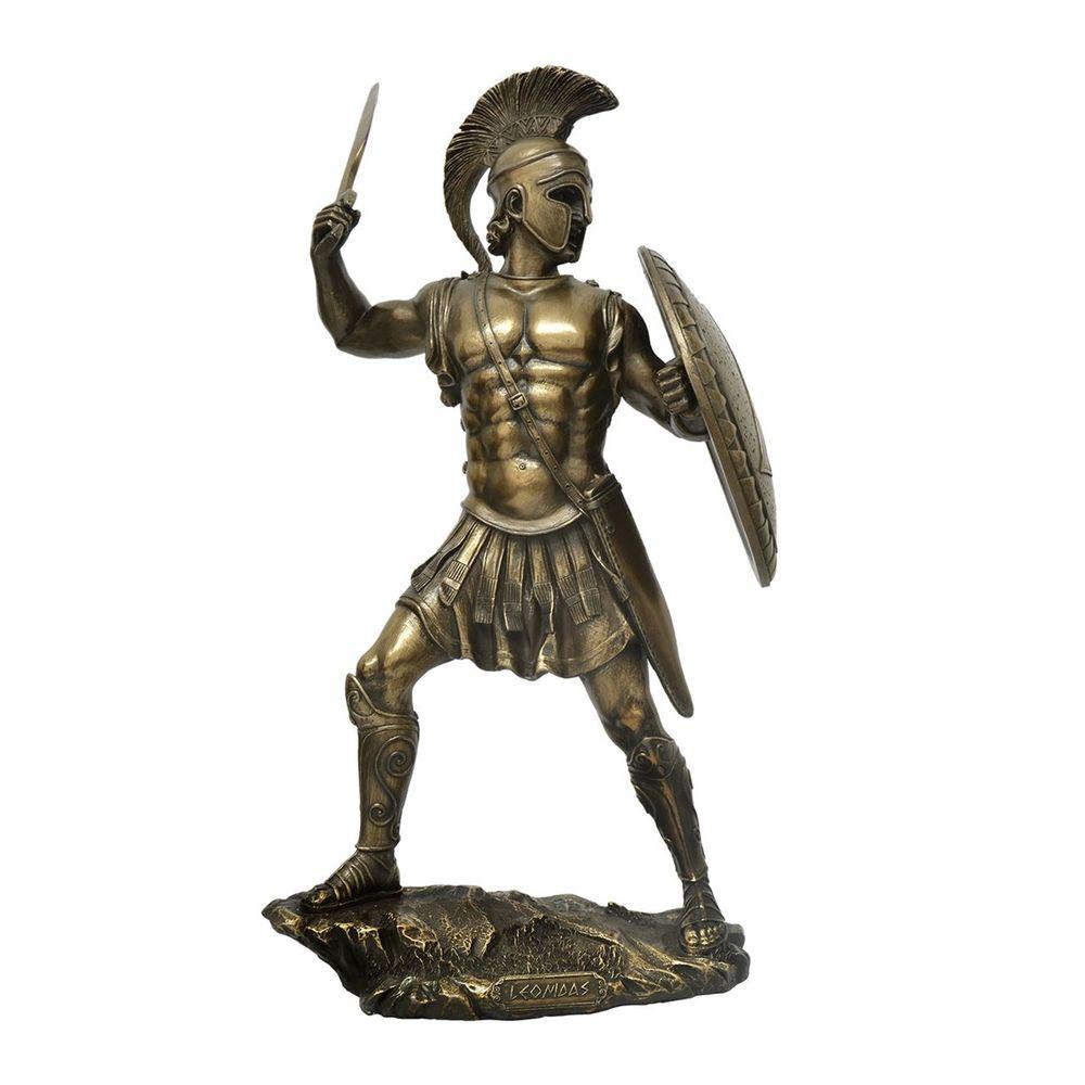 Estatueta-em-Resina-Leonidas-31-cm