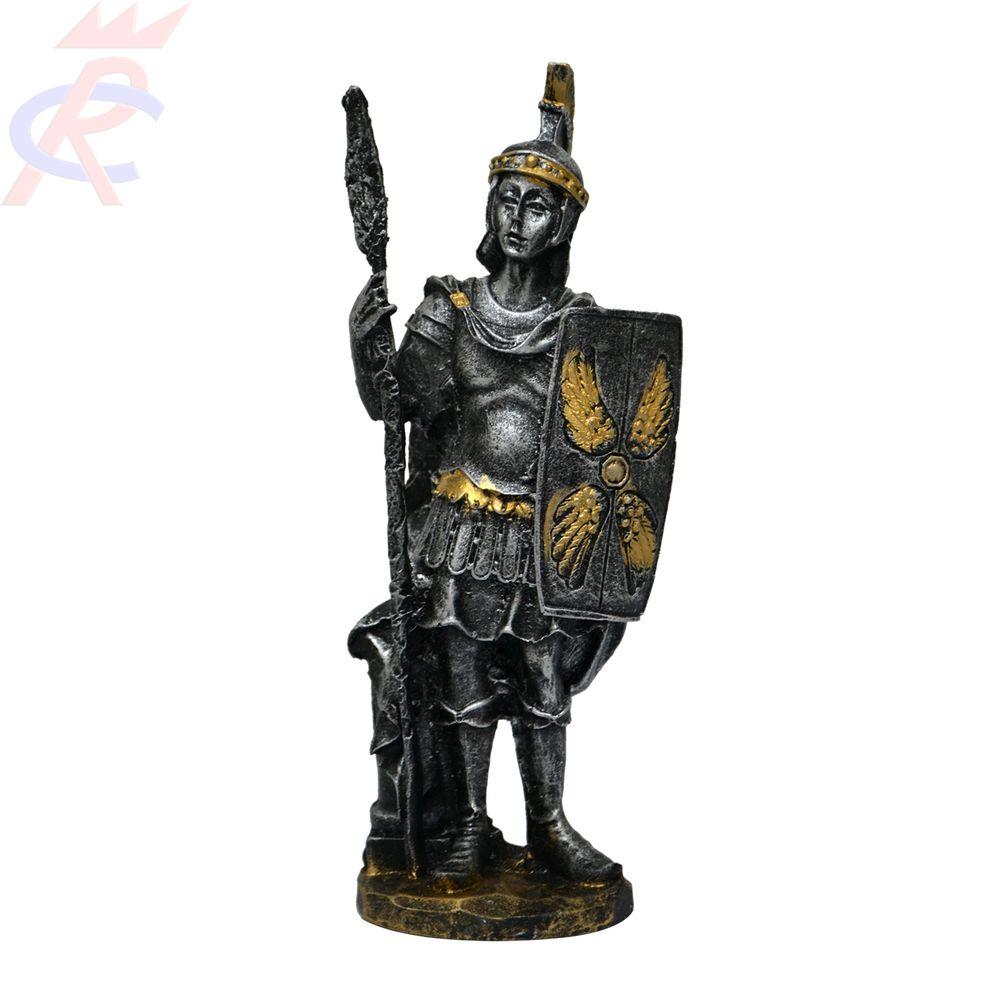 Guerreiro-Romano-com-Lanca-e-Escudo-em-Resina-16-cm