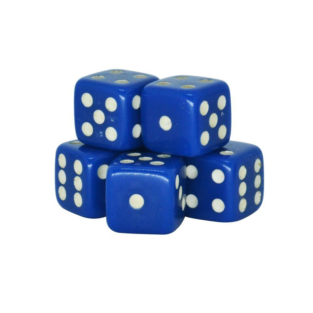 Dado-Poliester-Azul-16-mm---12-Pecas