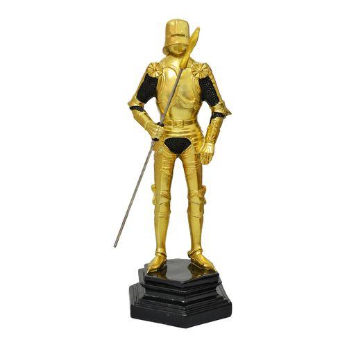 Cavaleiro-Medieval-com-Lanca-Dourado-22-cm