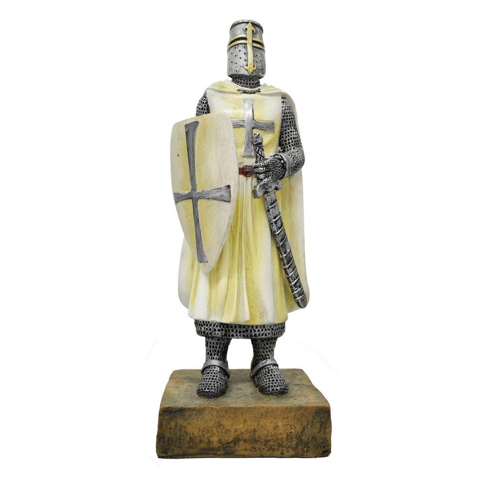 Cavaleiro-Templario-com-Escudo-e-Espada-Branco-24-Cm