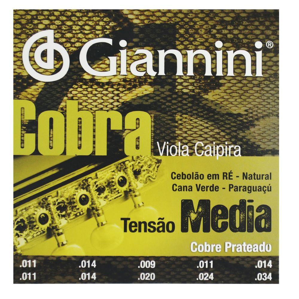 Encordoamento-Viola-Caipira-Tensao-Media---Cobre-Prateado---Giannini