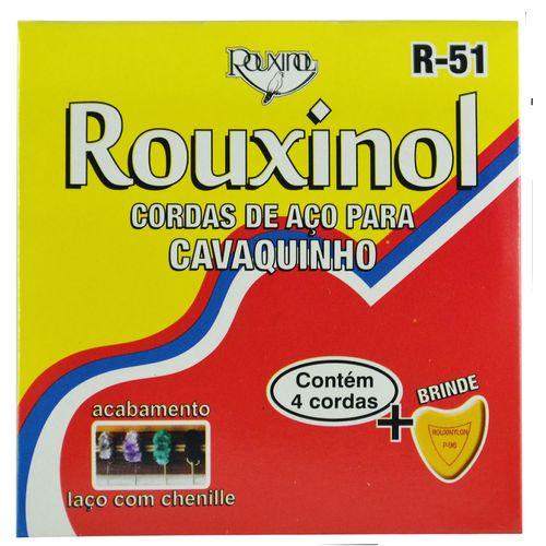 Encordoamento-Inox-para-Cavaquinho-com-Laco-Chenilha---Rouxinol