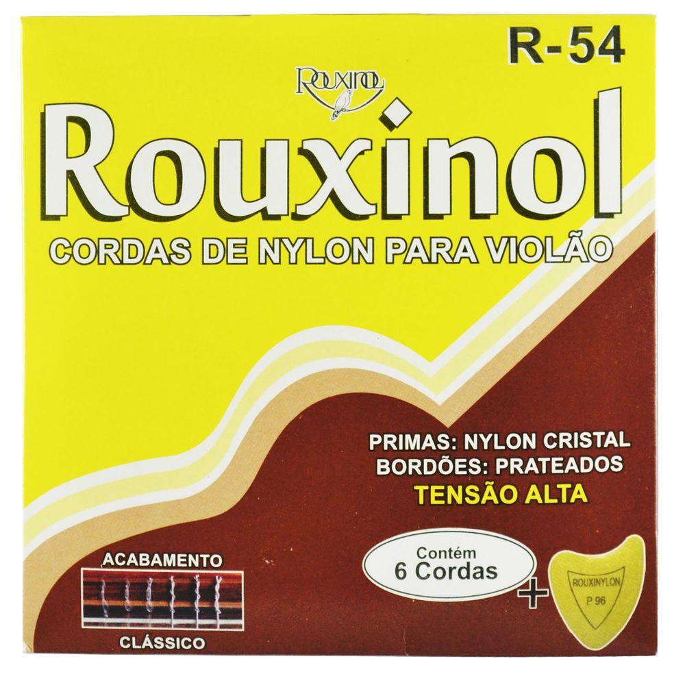 Encordoamento-Nylon-Cristal-para-Violao---Rouxinol
