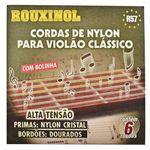 Encordoamento-Nylon-para-Violao-Classico-com-Bolinha---Rouxinol