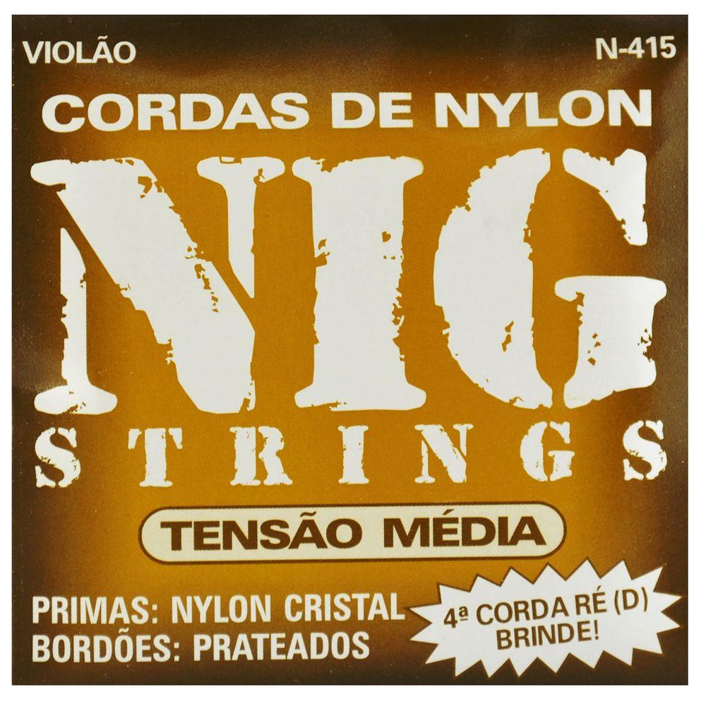 Encordoamento-Nylon-para-Violao-com-Bordoes-Prateados---Rouxinol