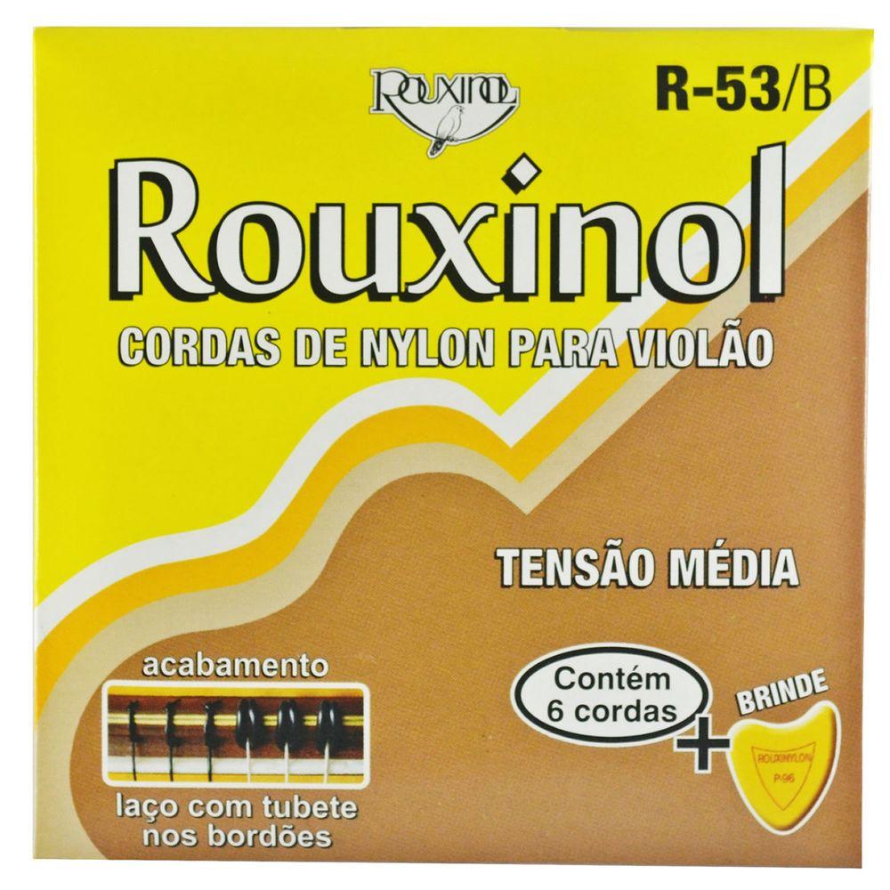 Encordoamento-Nylon-Preto---Para-Violao---Rouxinol