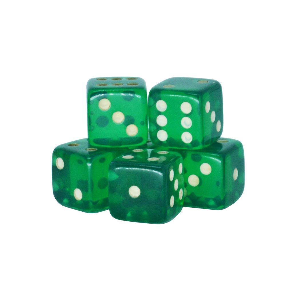 Dado-Poliester-Cristal-Verde-17-mm---12-Pecas