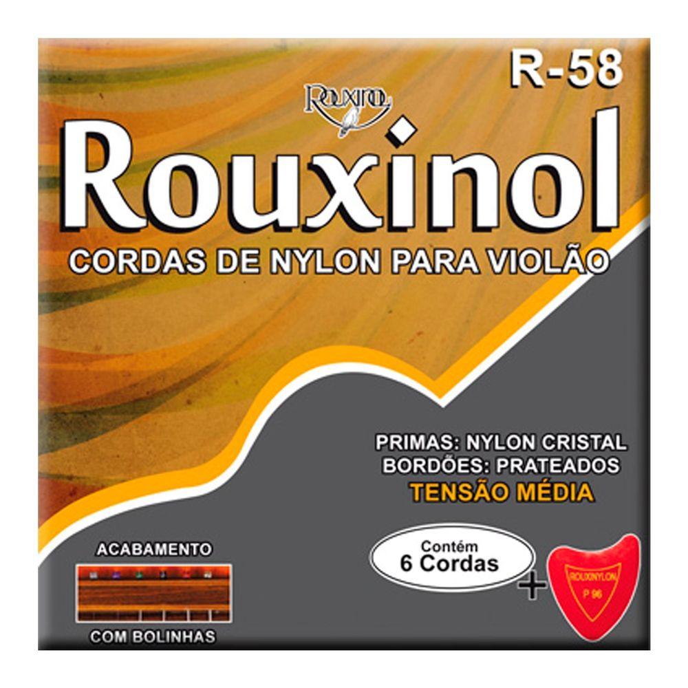Encordoamento-de-Nylon-para-Violao-com-Bolinha-.028-.043---Rouxinol