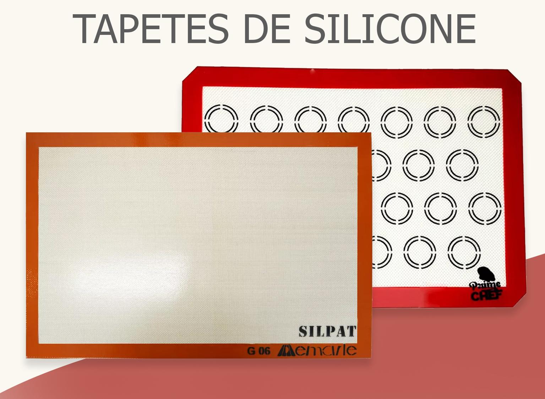 Tapetes de Silicone