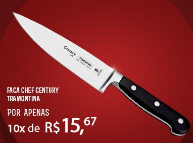 Faca Chef Century