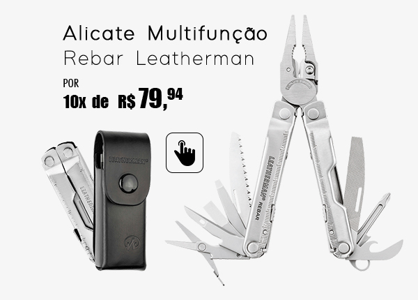 BANNER MOBILE - ALICATE LEATHERMAN